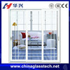 China Aluminium Sliding Interior door Movable Sound Proof Door Used In Commercial Offices