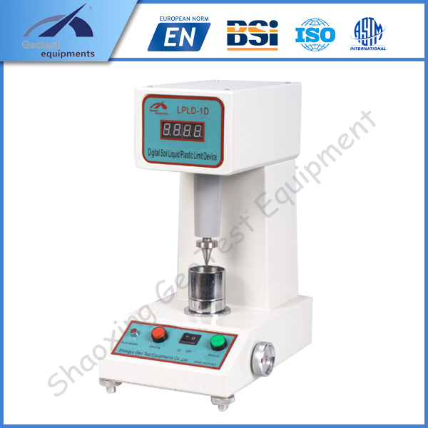LPLD-1 Liquid & Plastic Limit Device/electric measurement device