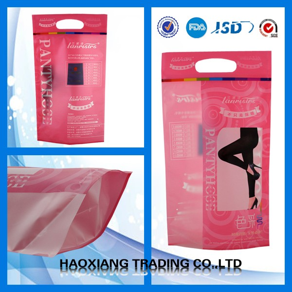 cosmetic/gifts/wine ice bag/towel/quilt/bathroom goods Industrial Use and PVC Plastic Type wine cooler plastic bag