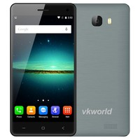 Unlocked Original Vkworld 5.0 Inch MTK6580 Dual Core Ram 2gb Rom 16gb Camera 8MP 3g Android 5.1 Smart Phone