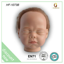 high end reborn 18 inch vinyl doll kits for hot sale in china