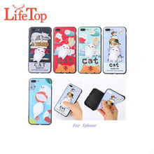 Latest mobile accessories 3D Personalized FDA silicone printing phone cases