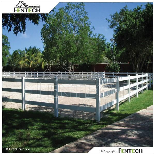Hot Sale Cheap Vinyl Fence No Dig Fence Garden Fence Buy