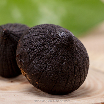 Rich Organic SIngles Black Garlic With Sweetness