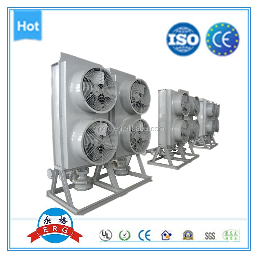 Mechanical Oil Filtration Machine Cooler/Chiller Oil Treatment System