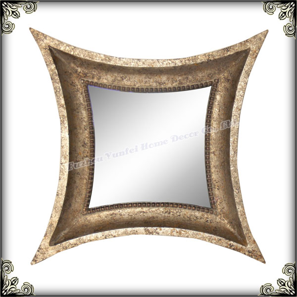 Latest mirrors home decoration pieces