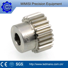 MMS china high quality starter pinion gear , toys gear wheel , tricycle reverse gear