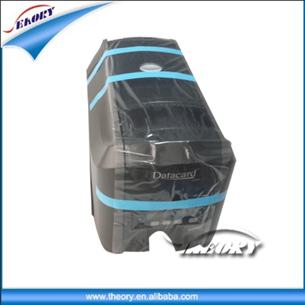 Seaory black color CD800 blank laser pvc id card printer