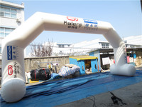 2015 high quality and durable closed/tight arch/inflatable arch