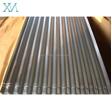 0.6mm thickness high quality galvanized corrugated steel sheet for roofing and wall