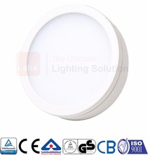 24W Super Bright Ultra Slim Surface Mounted Led Panel Light 1920Lm