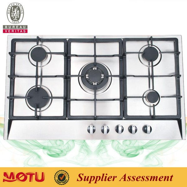 Stainless steel portable gas cooker camping MT5-8966