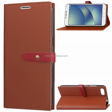 Luxury Genuine Real Leather Flip Case Wallet Cover Stand For iPhone X ,5,6,7,8