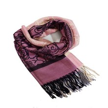 Newest Design Novel Cheapest fashion lady neck warmer and pashmina scarf for Lady