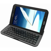 "Aluminium Bluetooth Keyboard Case Cover For Samsung Galaxy Note 8.0 8"" inch N5100 N5110"
