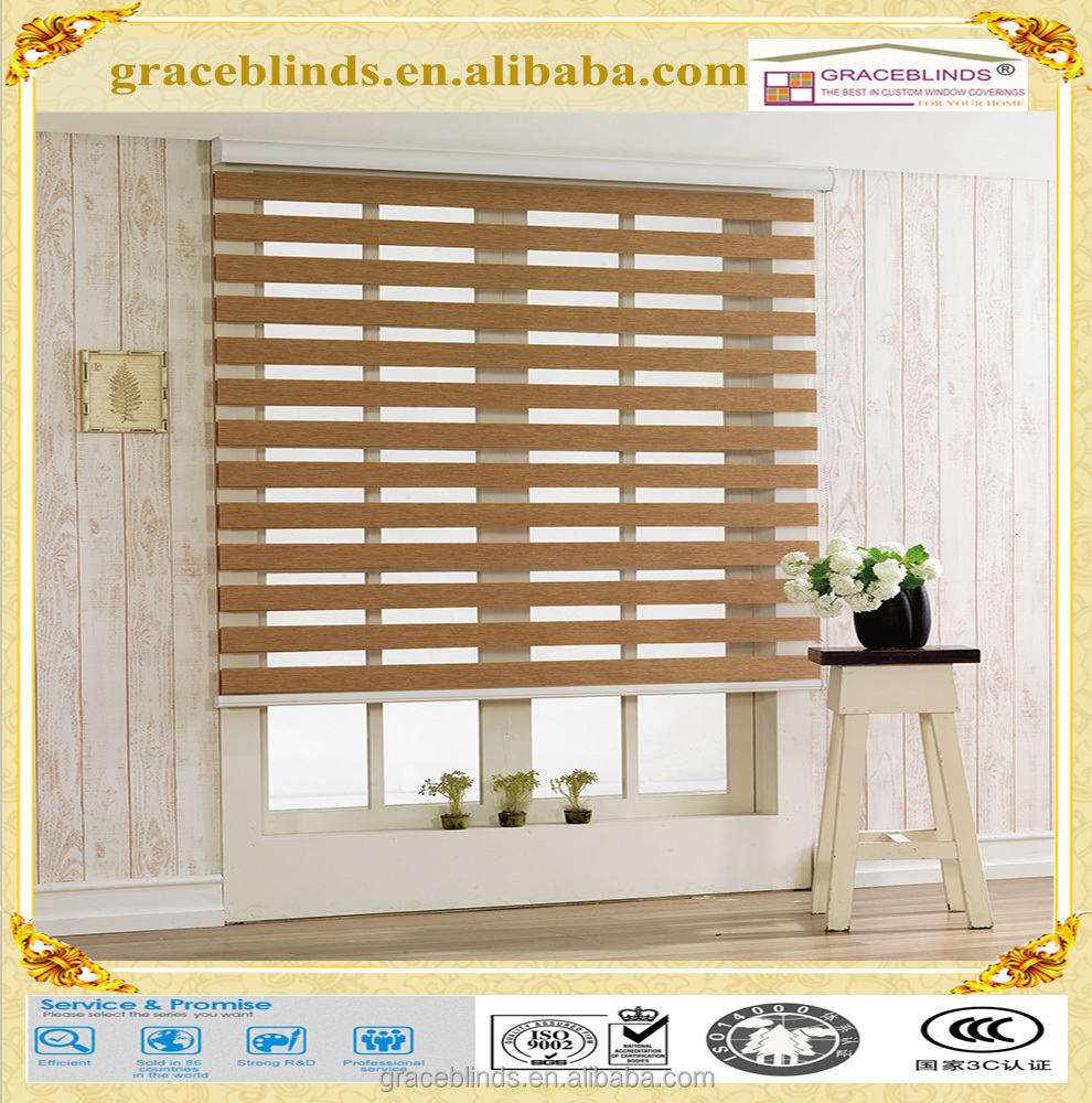 waterproof low price and high quality roller shades curtain blinds