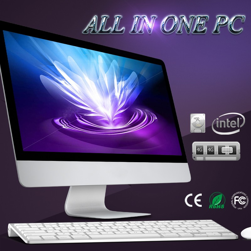 For HP style All In One PC computer I5-7500 msi hd mp4 mobile movies desktop PC