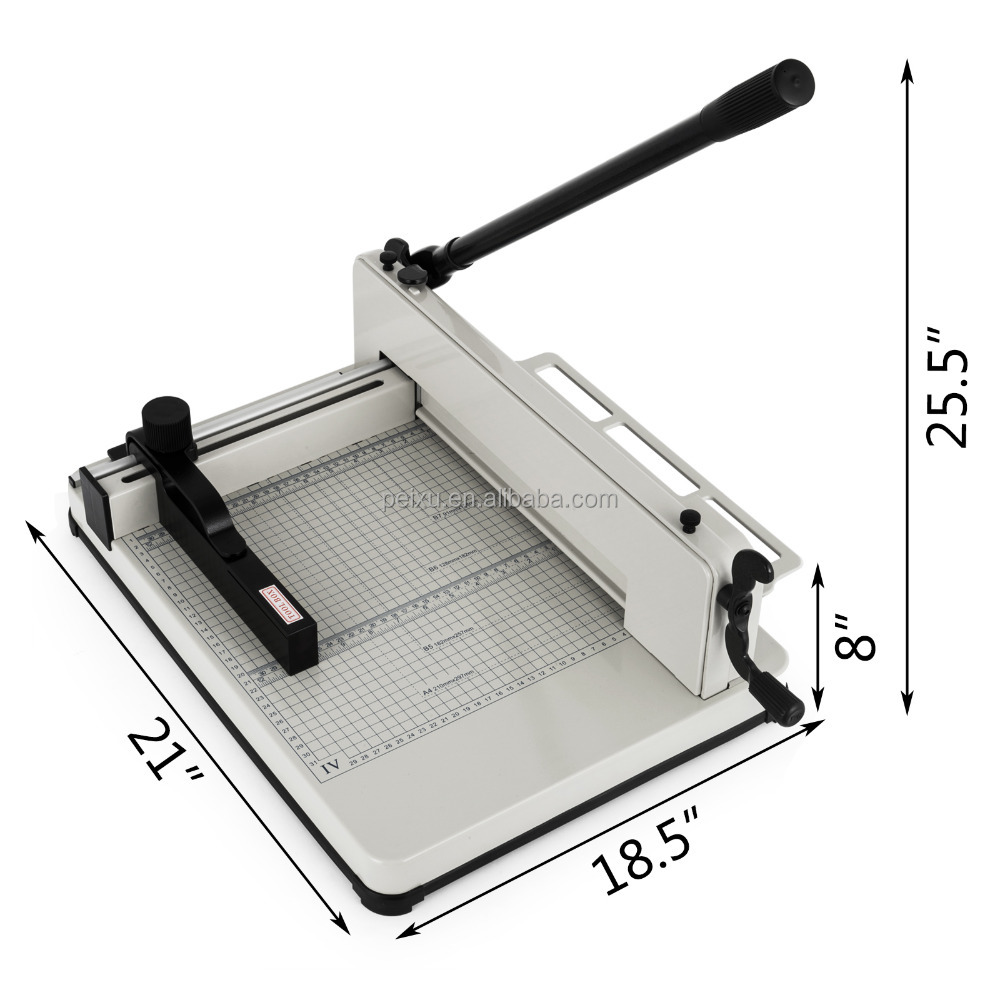 industrial paper cutter Your source for trimmers & cutters from top brands like keencut, logan graphics, rotatrim and dahle fantastic prices and legendary customer service.