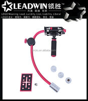 New Arrival LW-SS05M photography handheld mini dslr camera stabilizer steadicam