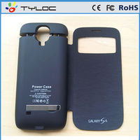 High quality extended battery case for samsung galaxy s4