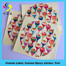 Manufacture wholesale durable sticker for car tyre, brand logo truck tire paper sticker