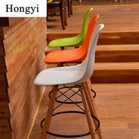 Replica plastic chair bar stool AS-117D1