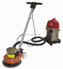 Small floor polishing machine