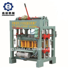 2018 manufacturing New type 4-35B Concrete Brick Block Making Machine For Small Construction Brick Making Machine For Sale In Au