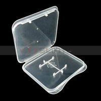 Plastic Case For TF MMC TF Memory Card
