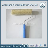 Professional rubber handle paint roller with great price