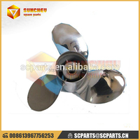 high quality marine parts marine ship propeller