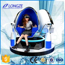 2017 Amusement Park Commercial 9DVR Interactive Game EGG Hot Virtual Reality Experience Factory 9d VR Simulator