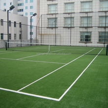 High Simulation UV-Resistance Sports Artificial Grass For Tennis Court Sports Floor