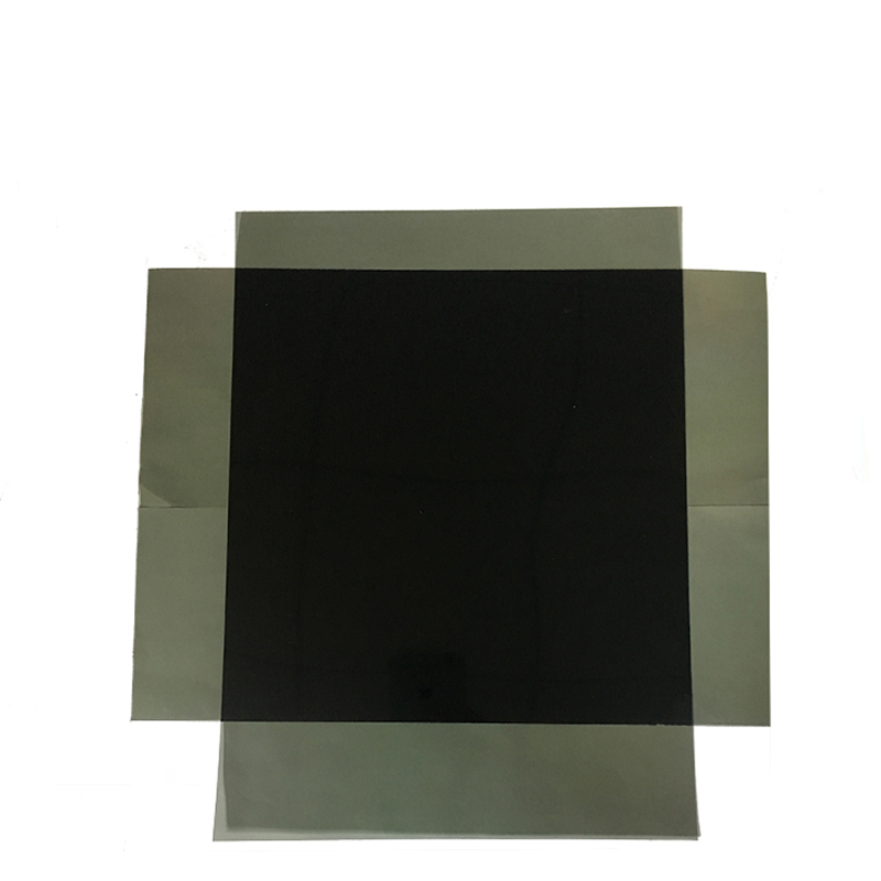 Factory direct Linear adhesive polarizer film for window,3d linear polarized filter