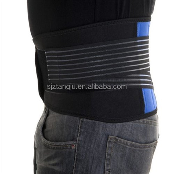 extra large Power magnetic lumbar supports back belts heating back and shoulder supporter