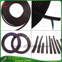 China professinal export magnet glass shower door seal strip