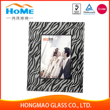 HMF601700 bulk sublimation family glass photo picture frame