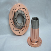 High Quality Copper Tungsten Electrical Contact