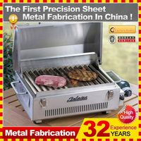2014 Professional Custom bbq grill machine for sale