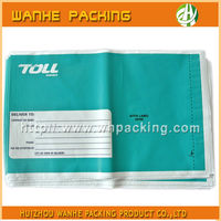 Mail order plastic express custom white poly mailer bag