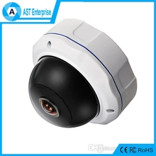 Outdoor Fisheye IP cameras 360 degree High Speed Dome CMOS Sensor
