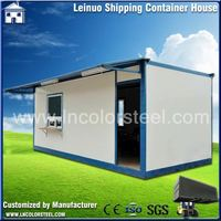 Modular Shipping Container House With ISO