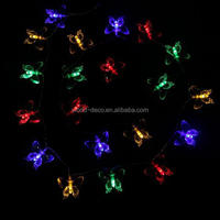 Transformers Christmas decoration / Butterfly Christmas Decoration / Pendent light string
