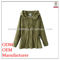 Fashion design summer new style woman italian winter coats