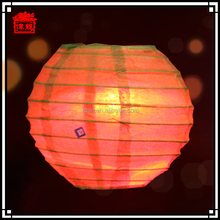 Kids small led lanterns, hanging lamps, diy hanging paper lanterns ZDL104-3