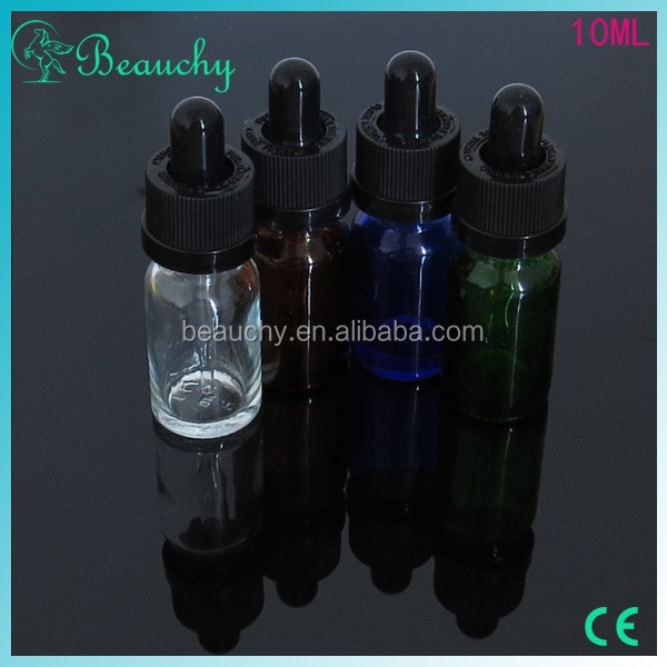 BEAUCHY 2015 NEW 10ml glass drinking bottles small bottles glass vial
