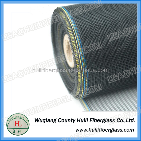 invisible non-toxic fiberglass windows screen mesh