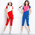 Ladies fashion sport yoga wear set