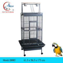 professional manufacturer pet aviary Macaw Cockatoo Cage