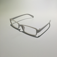 Factory PC Gray Rectangle Design Children Eyewear for Kid <strong>Plastic</strong> Optical Frame